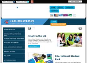 internationalstudentslink.co.uk