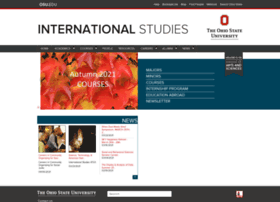 internationalstudies.osu.edu