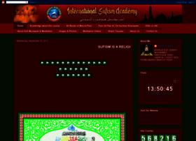 internationalsufismacademy.blogspot.in