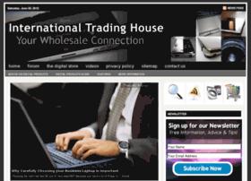 internationaltradinghouse.com