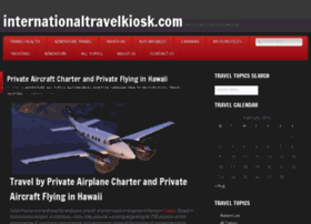 internationaltravelkiosk.com
