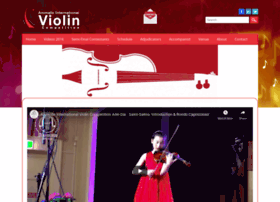 internationalviolincompetition.com