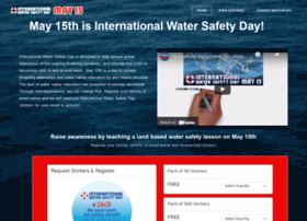 internationalwatersafetyday.org