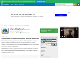 internet-explorer-7.softonic.com