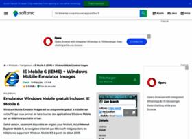 internet-explorer-mobile-6-iem6-sur-windows-mobile-emulator.softonic.fr