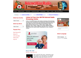 internet-live-radio.com
