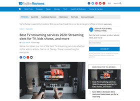 internet-tv-sites-review.toptenreviews.com