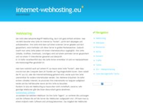 internet-webhosting.eu