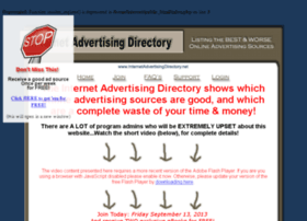 internetadvertisingdirectory.net