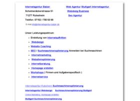 internetagentur-balzer.info