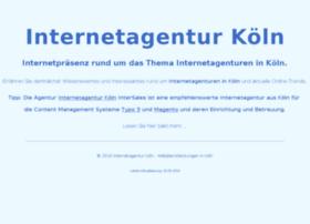 internetagentur-koeln.koeln
