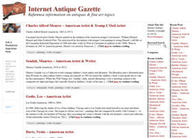 internetantiquegazette.com