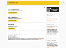 internetbanken.sparbankensyd.se