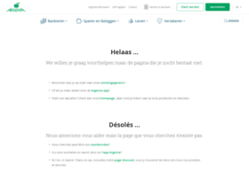 internetbanking.argenta.be
