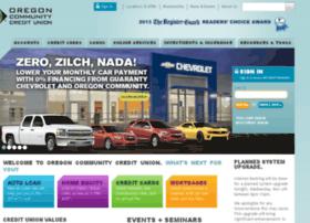 internetbanking.oregoncommunitycu.org