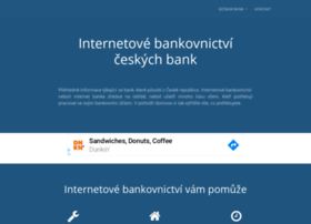 internetbanky.cz