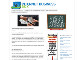 internetbusinessbox.com