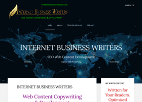 internetbusinesswriters.com