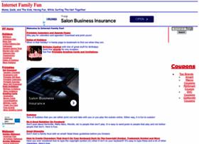 internetfamilyfun.com