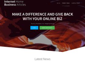 internethomebusinessarticles.com