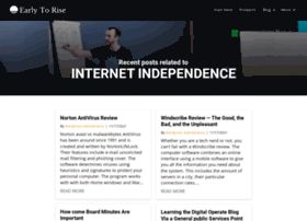 internetindependence.com