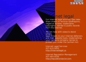 internetlegal.us