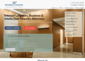 internetlitigators.com