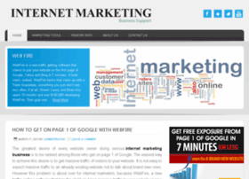 internetmarketingbusinesssupport.com