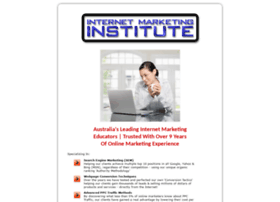 internetmarketinginstitute.com.au