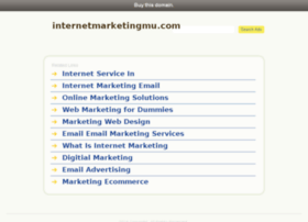 internetmarketingmu.com