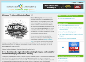 internetmarketingtools-101.com