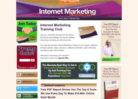 internetmarketingtrainingclub.com