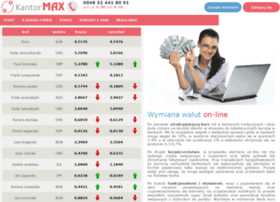 internetowekantorymax.pl
