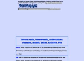 internetradio.rubrieken.com