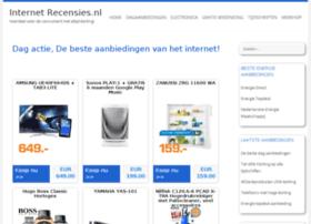 internetrecensies.nl