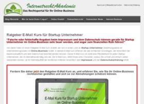internetrecht-infoblog.de