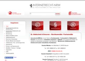 internetrecht-nrw.de