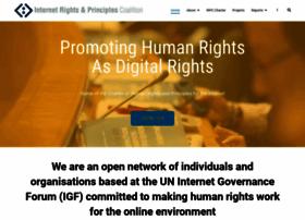internetrightsandprinciples.org