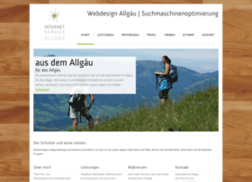 internetservice-allgaeu.de