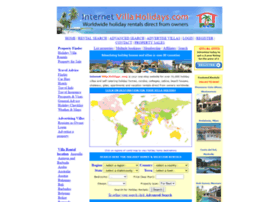 internetvillaholidays.com