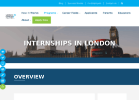 internlondon.com