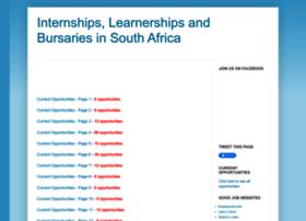 internships-learnerships-bursaries.blogspot.com