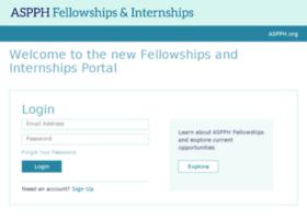internships.aspph.org