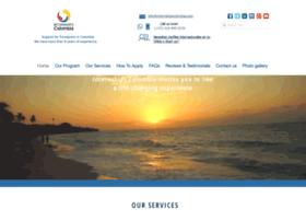 internshipscolombia.com
