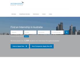 internshipsdownunder.com