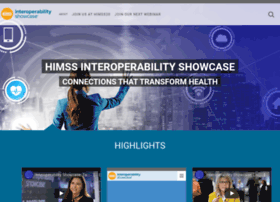 interoperabilityshowcase.org