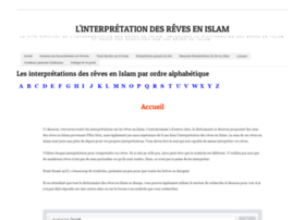 interpretation-reve-islam.com