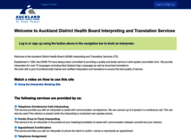 interpreters.adhb.govt.nz