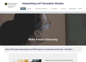 interpretingandtranslation.wfu.edu