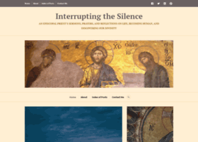 interruptingthesilence.com